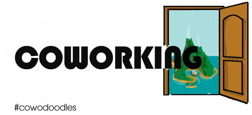 #Coworking is about Openness.
